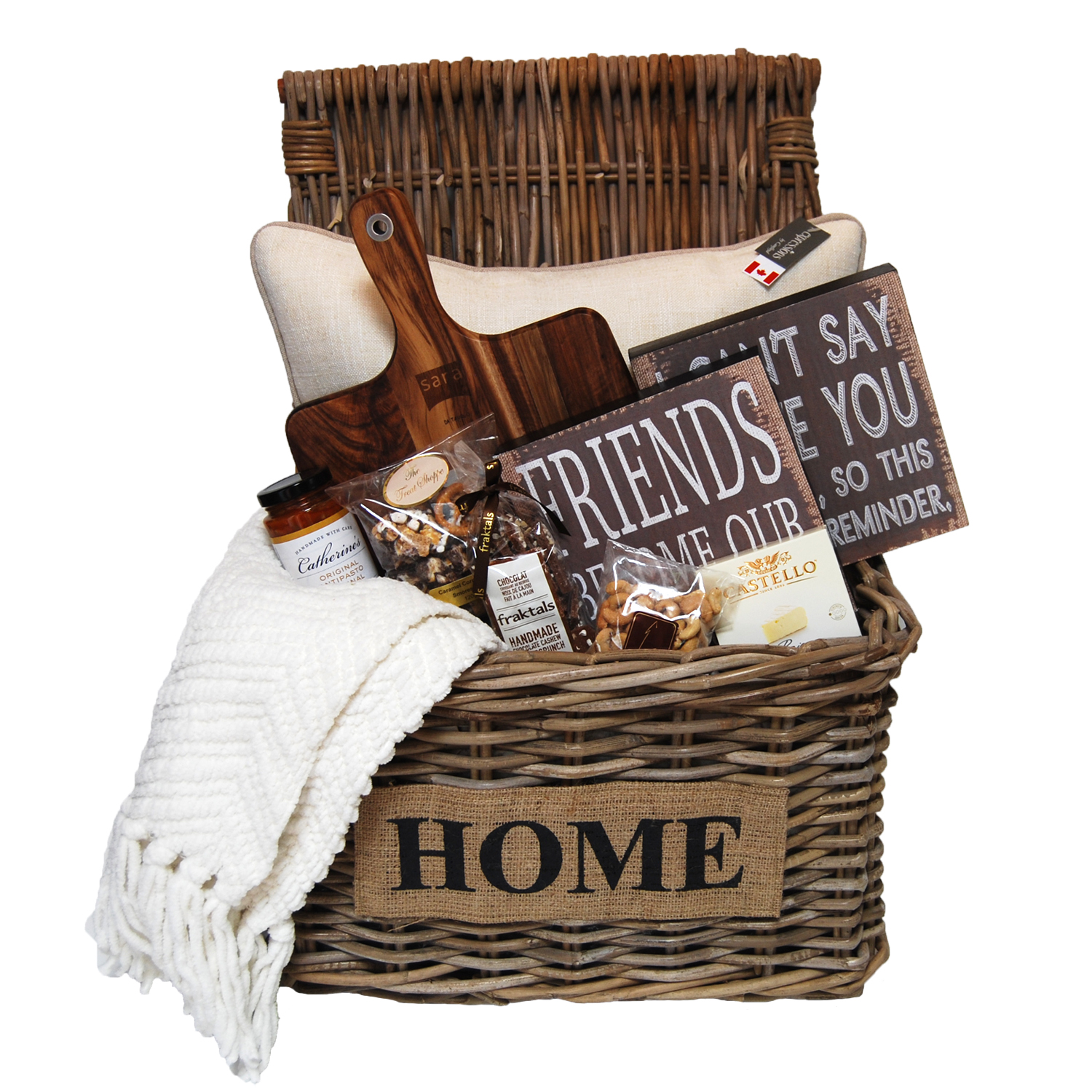Home Gift Basket Ideas: New Products : Excellent Choice Baskets, EC Baskets